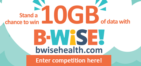 Win 10GB of data with B-Wise!